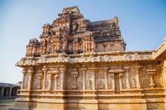 Stare ruiny Hampi, Karnataka Obraz Royalty Free
