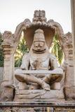 Stare ruiny Hampi, Karnataka Fotografia Royalty Free