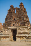 Stare ruiny Hampi, Karnataka Zdjęcie Royalty Free