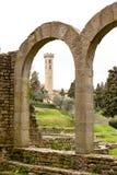 Stare rzymskie ruiny Obrazy Stock