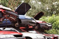 stare samochody Obraz Royalty Free