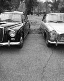stare samochody Zdjęcia Royalty Free