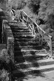 stare schody Zdjęcie Royalty Free