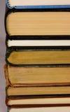 stare stosu książek Fotografia Royalty Free