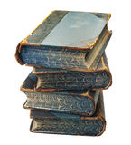 stare stosu książek Zdjęcie Royalty Free