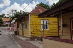 Stare Tylne ulicy Obraz Stock