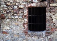 stare więzienie Fotografia Royalty Free