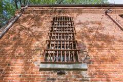 stare więzienie Zdjęcie Stock