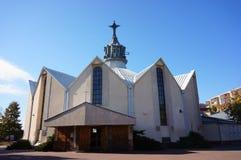 Stare Zegrze church Stock Photo