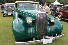 Starego buick frontowy widok Obraz Royalty Free