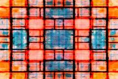 Starego koloru grunge abstrakcjonistyczny tło z teksturą obrazy stock