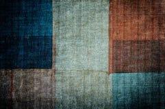 Starego koloru grunge abstrakcjonistyczny tło z teksturą zdjęcie stock
