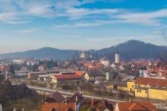 starego miasta Obraz Stock