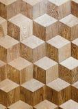 Starego pałac drewniany parkietowy posadzkowy projekt Obraz Royalty Free