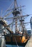 starego portu odpoczynków statek Obrazy Stock