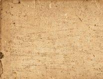 Starego rocznika brudny papier Obrazy Royalty Free