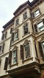 Starego stylu budynek Zdjęcia Royalty Free