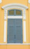 STAREGO stylu okno Fotografia Stock