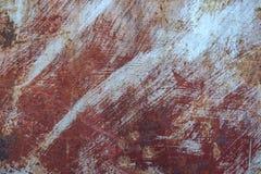 Starego stylu retro tło z Zrudziałą teksturą Zdjęcia Stock