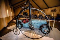 Starego światu rower zdjęcia royalty free