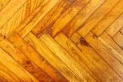 Starego złota drewniany tło, horyzontalna orientacja Zdjęcie Royalty Free