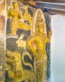 Starej świątyni strażnik w Yudaganawa świątyni Zdjęcie Royalty Free