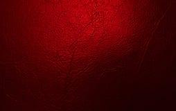 Starej czerwonej winiety granicy ramy biały czerwony tło Obraz Stock
