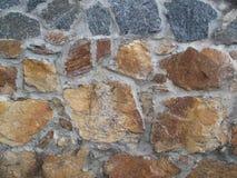 starej skały do ściany Zdjęcie Royalty Free