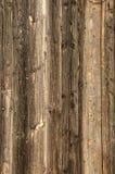 Starej stajni tła Drewniana Podłogowa tekstura Zdjęcia Royalty Free