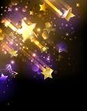 Starfall Stock Image