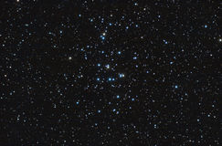 Starfield Stockfoto