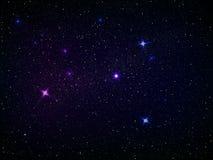 Starfield 免版税库存图片