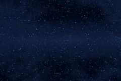 Starfield Background. Imaginary Starfield that can be used a background for custom subjects Royalty Free Stock Photography
