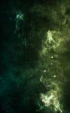 Starfield dans l'espace lointain beaucoup d'années lumière loin de la terre Éléments de cette image meublés par la NASA Photos libres de droits
