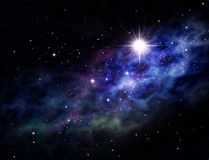 Starfield Royalty Free Stock Images