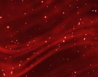 Starfield stars in night sky  Stock Photo