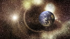 Starfield - ziemia ilustracji