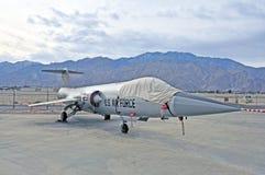 Φ-104 Starfighter Στοκ φωτογραφίες με δικαίωμα ελεύθερης χρήσης