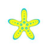 Starfish 008 lizenzfreie abbildung