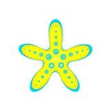 Starfish_008 vektor abbildung