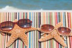 Starfish am Feiertag Stockbilder