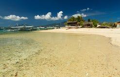 Starfish Island Stock Photo