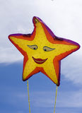 Starfish kite Royalty Free Stock Photo