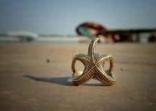 Starfish ring stock photo