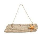 Starfish Sign Royalty Free Stock Photos