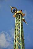 StarFlyer-Toren van Tivoli, Kopenhagen royalty-vrije stock foto