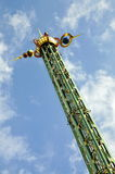 Starflyer- Tower of Tivoli, Copenhagen Stock Image