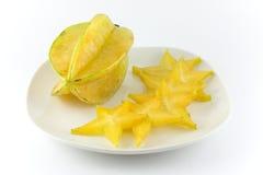 Starfruit Photos libres de droits