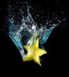 Starfruit Royalty Free Stock Photography