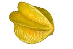 Starfruit Royalty Free Stock Photo